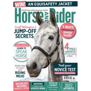 Horse&Rider November 2021 Magazine