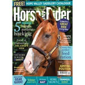 Horse&Rider Magazine - December 2021